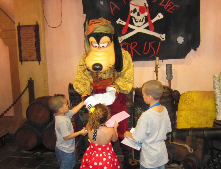 Disney World Child Care Options that are Available for Guests