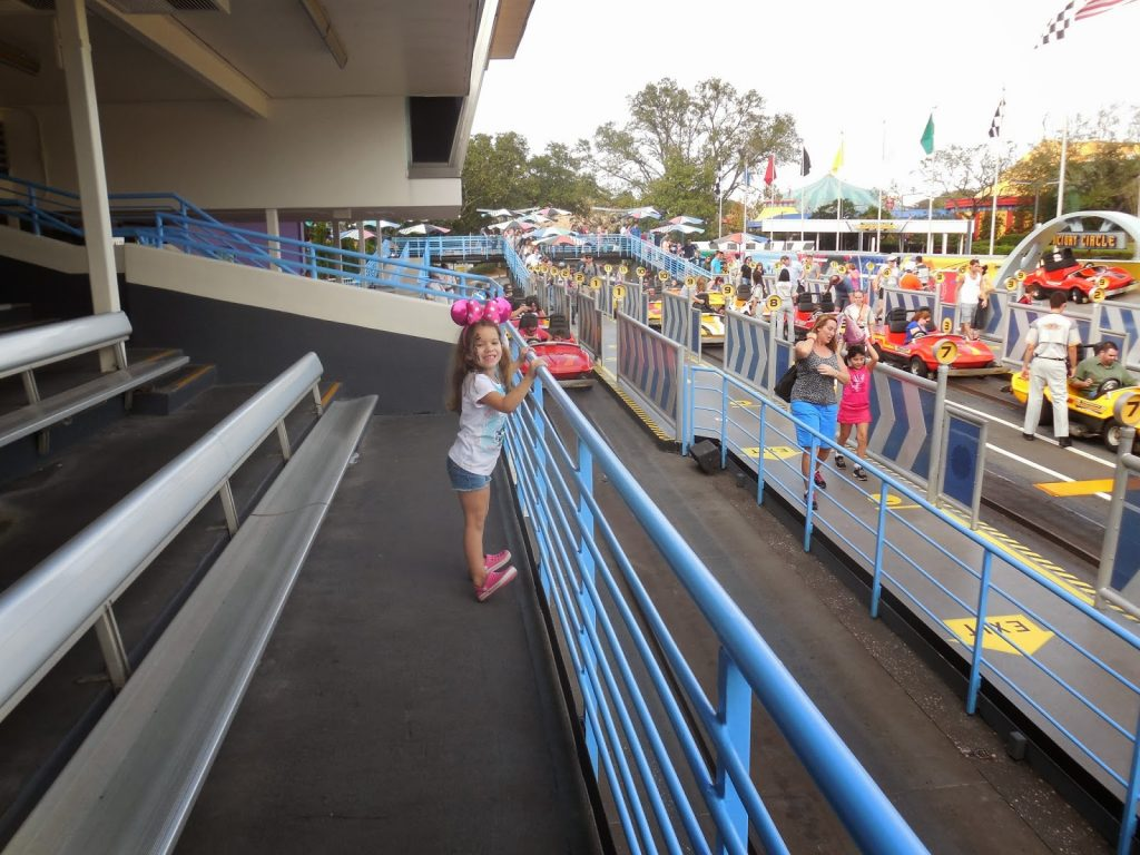 Grand Prix Raceway at Magic Kingdom