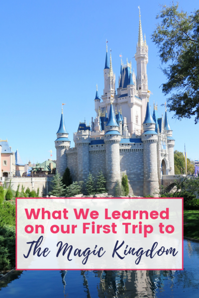 Tips for visiting magic Kingdom