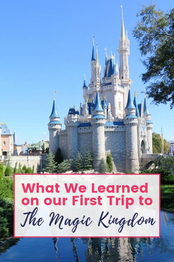 Tips for visiting magic Kingdom