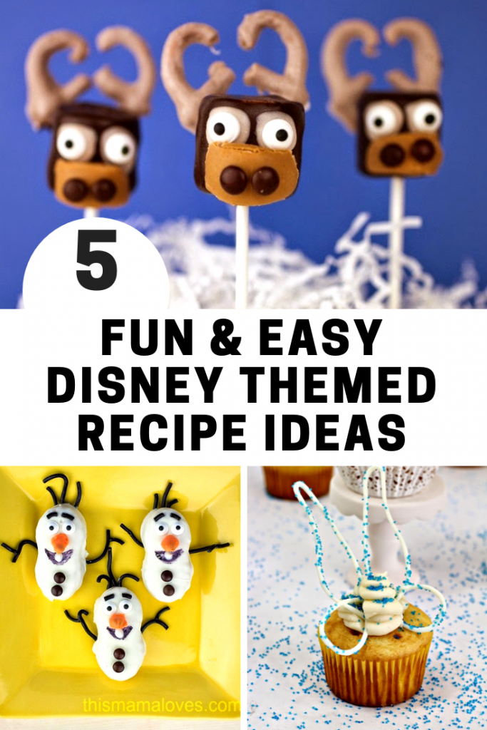 Disney Recipes to Try