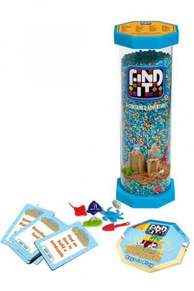 Find it Travel Game