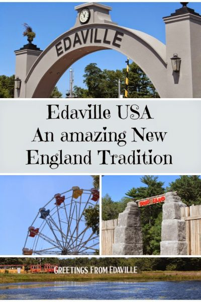 Dino Land, Curious George, and Much More at Edaville USA