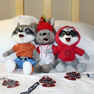Great Wolf Lodge Attractions with Paw Passes