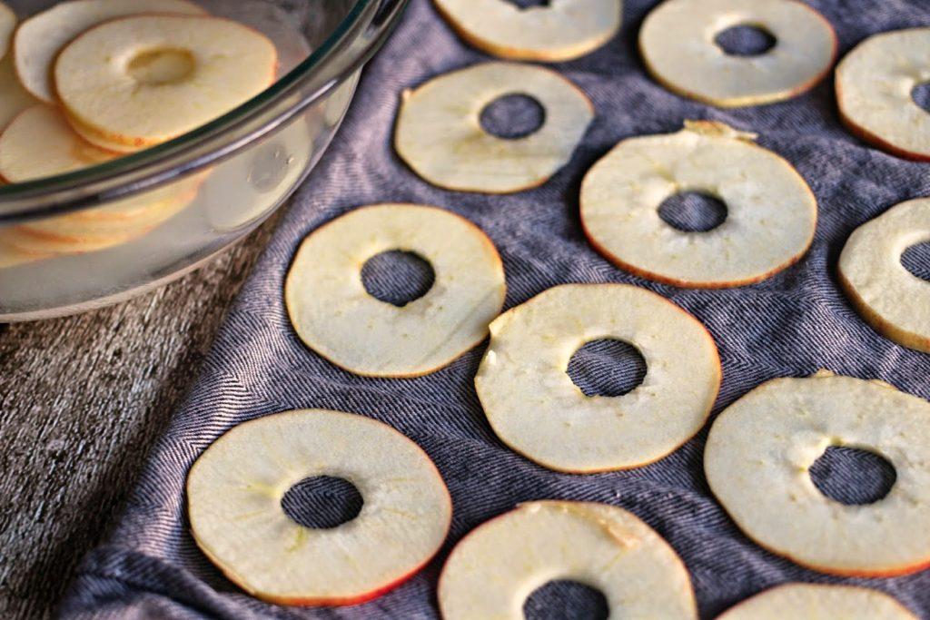 Apple Rings Recipe for fall