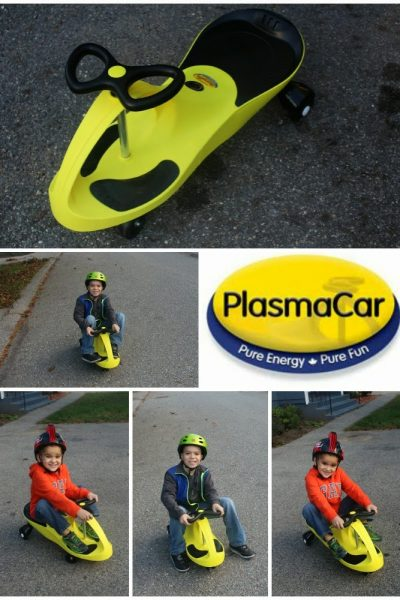 PlasmaCar Ride-On-Toy Review and Giveaway ~ Holiday Gift Guide 2014
