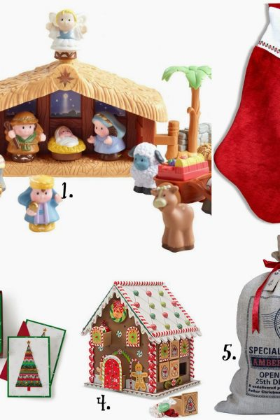 Holiday Gift Guide 2014 ~ Get in the Spirit Fun