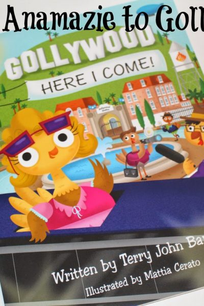 Gollywood Here I Come – Book Review and Giveaway