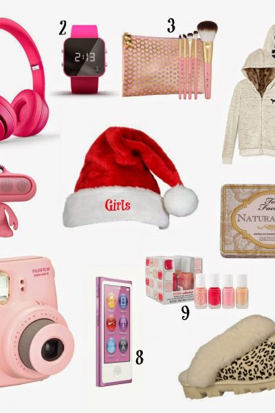 Holiday Gift Guide 2014 ~ Gifts for Teens