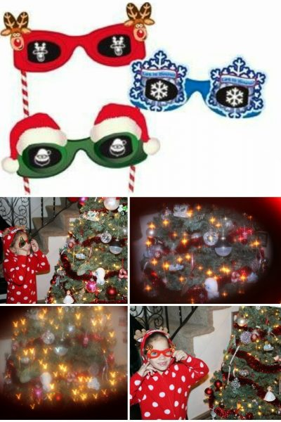 Holiday Magic 3D Viewers and Specs Review ~ Holiday Gift Guide