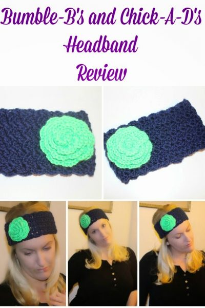 Bumble-B's and Chick-A-D's Headband Review ~ Holiday Gift Guide
