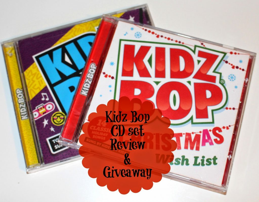 Kidz Bop CD Set ~ Christmas Wishes and Kidz Bop 26 ~ Review and ...