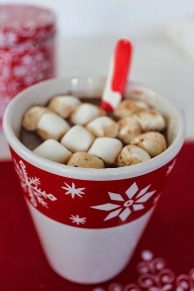 quick Crock Pot Hot Cocoa Recipe Easy