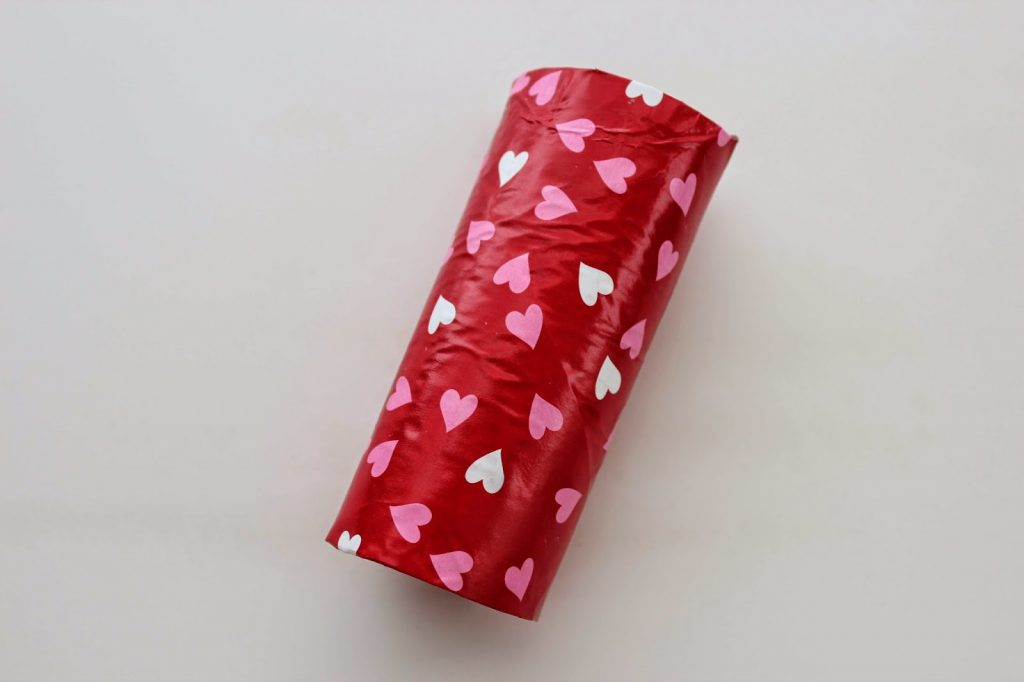 Valentines Day Craft Toilet Paper Roll