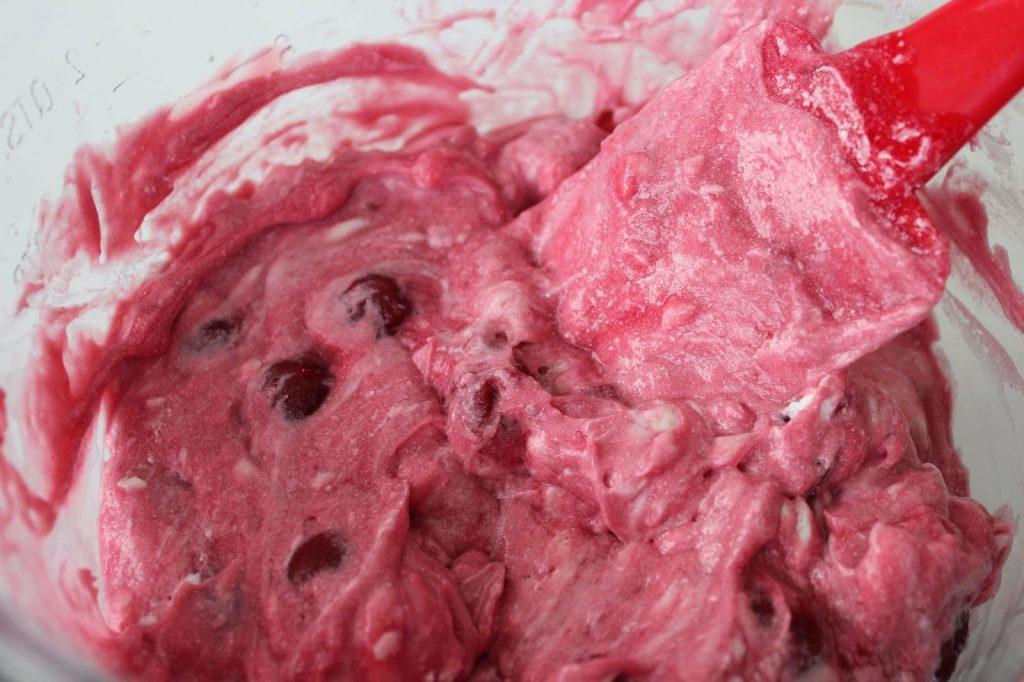 Cherry-pie-mixture
