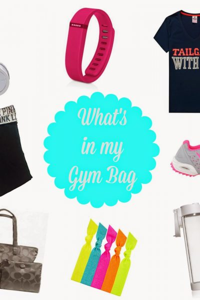 What's in my Gym Bag and #glassticbottle Water Bottle Review