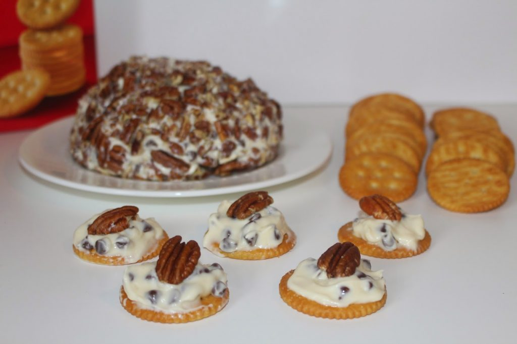 Chocolate Chip Cheese Ball Recipe