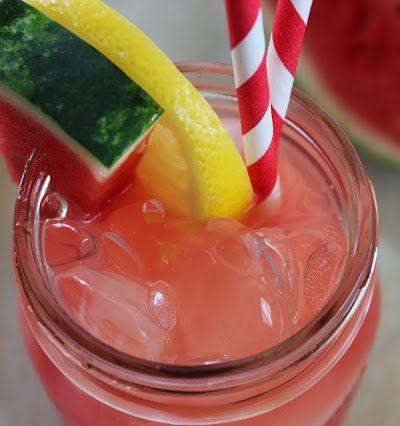 Deliciously Simple Watermelon Lemonade Recipe