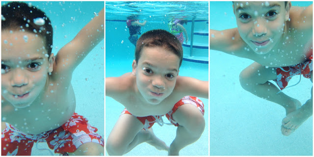 5 Benefits of Swimming for Children