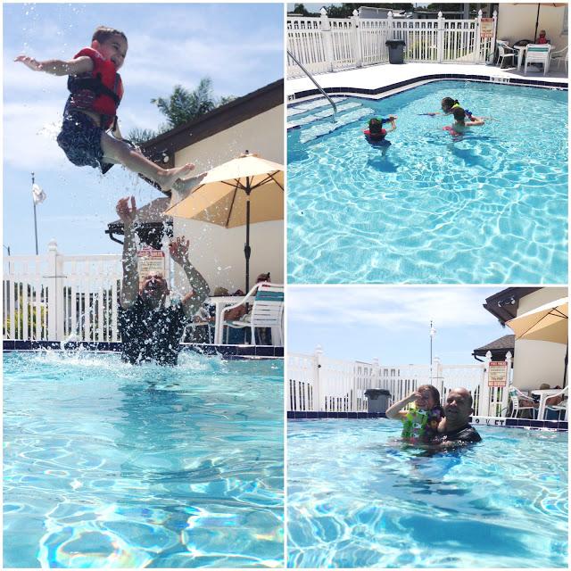 Benefits of Swimming for Children