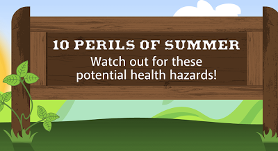 Watch Out for the 10 Perils of Summer + A Doctor on Demand Coupon Code!
