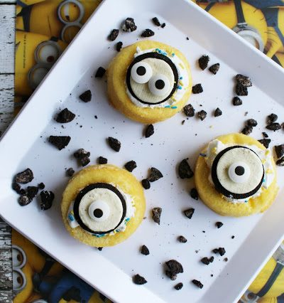 Incredible Minion Cookies Oreo Dessert Recipe!