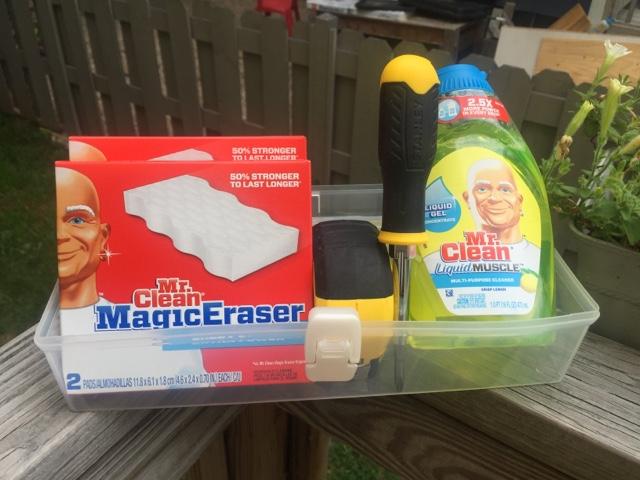 Mr Clean Magic Eraser Quick Fixes
