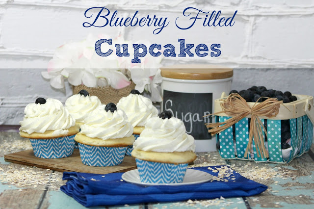 Blueberry2Bfilled2BCupcakes