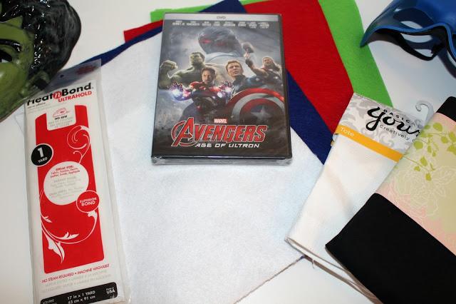 Avengers2BHalloween2BBag