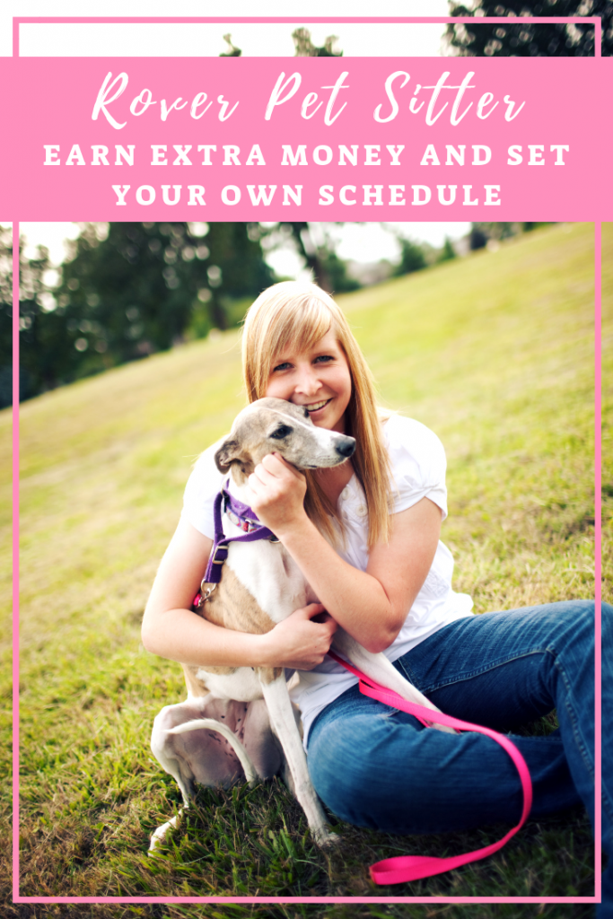 Become a Rover Pet Sitter
