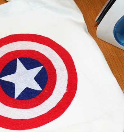 The Avengers Viewing Party with DIY Avengers Party Bags!