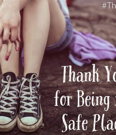 Let's Take the Time to Thank the People who Helped Shape Our Lives ~  Here is my #ThankList