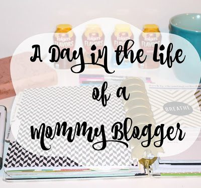 A Day in the Life of a Mommy Blogger ~ How I'm Remixing My Coffee Routine! #RemixYourCoffee