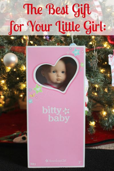 American Girl Bitty Baby Doll: The Best Christmas Gift for Your Little Girl