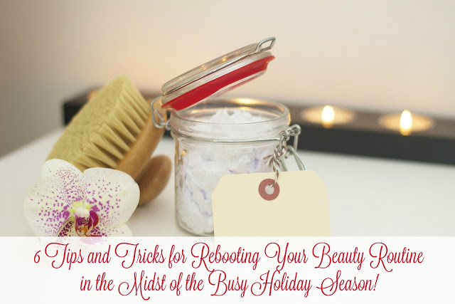 Rebooting Your Beauty Routine as a Busy Mom
