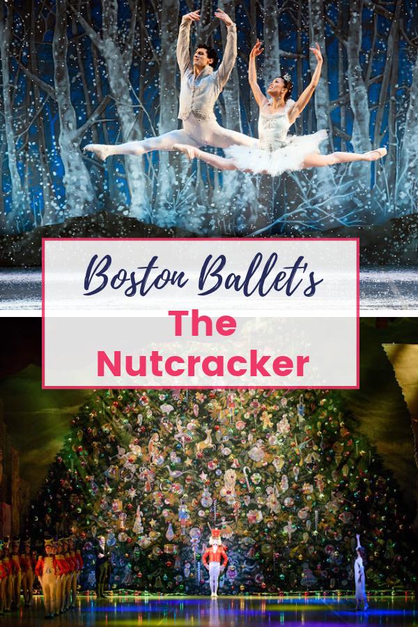 Boston Ballet Nutcracker Show