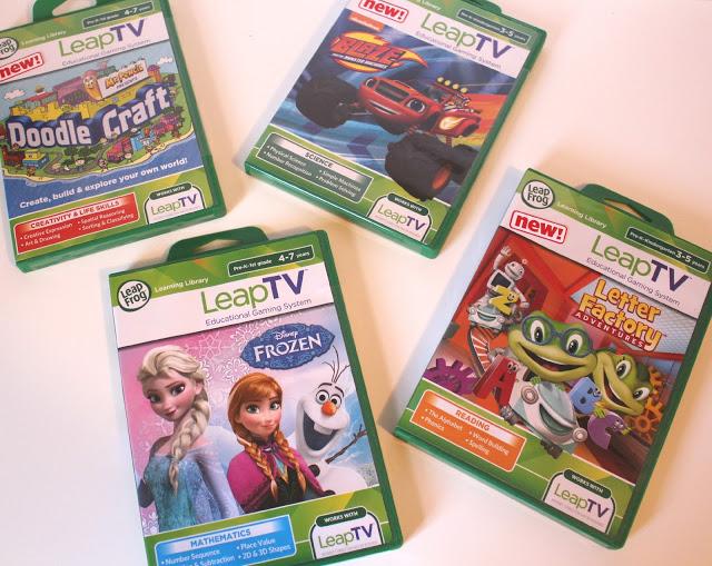 LeapTV-Games