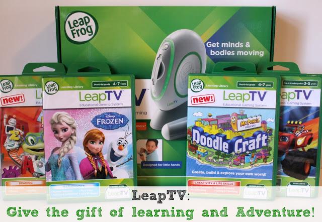 LeapTV-LeapFrog-Gift