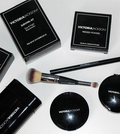 Victoria Jackson Cosmetics ~ A New Makeup Obsession!