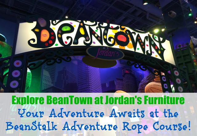 Beantown And The Beanstalk Adventure Rope Course In Reading Ma
