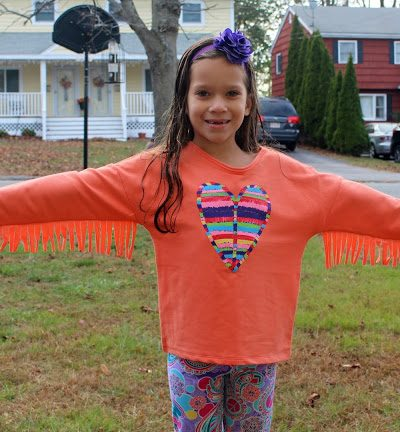 Rock the Fringe with FabKids, Back To School Fall Clothing Ideas!