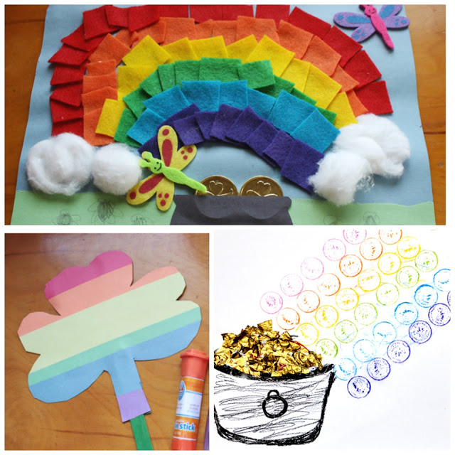 Fun and Easy Rainbow Crafts for Kids to Create
