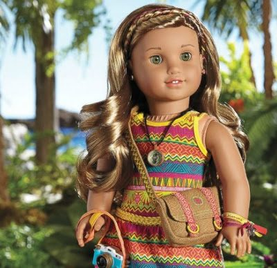 "Have You Met Lea Clark Yet? American Girl's ""Girl of the Year""!"
