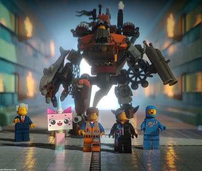 """""""The LEGO Movie 4D A New Adventure"""" at LEGOLAND Discovery Center Boston!"""