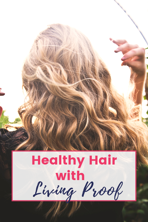 Healthy Hair from Living Proof