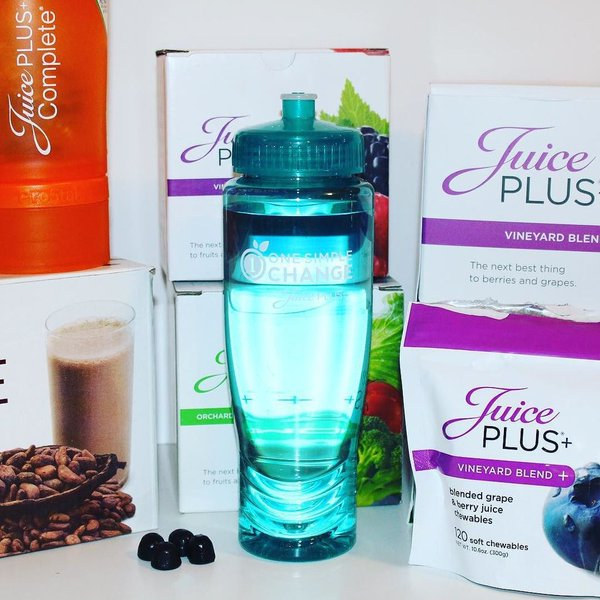Juice Plus+ Lifestyle and simple changes for healthy living