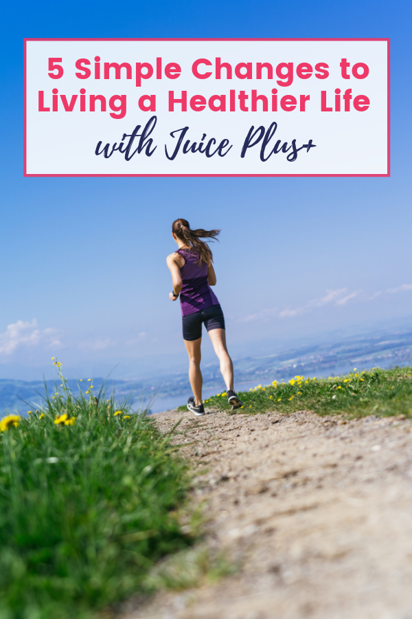 Tips for healthier Life Juice Plus