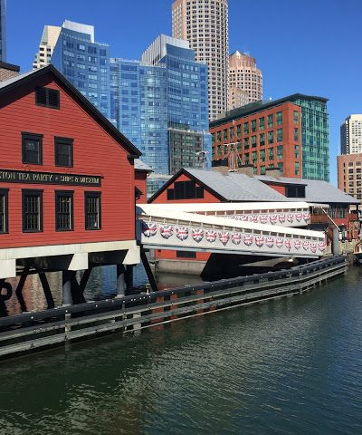 The Boston Tea Party Ships and Museum ~ A Must See in Boston!