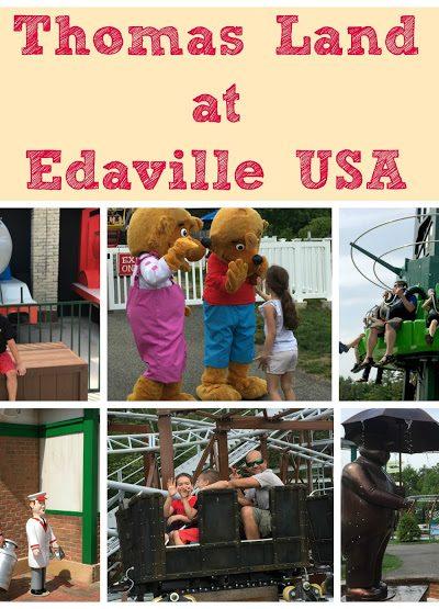A Day in Thomas Land at Edaville USA!