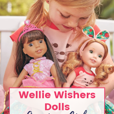 American Girl Wellie Wishers Dolls